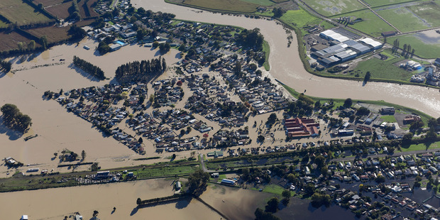 Insurers says its too soon to say if people in Edgecumbe will see changes to their policies as a result of last months major flooding. Photo/George Novak.