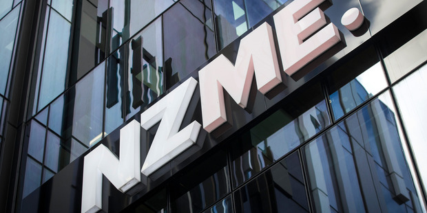 Loading NZME owns the NZ Herald, Herald on Sunday, nzherald.co.nz website, a range of regional newspapers, Newstalk ZB and entertainment radio stations. / File photo