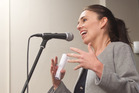 Labour Party deputy leader Jacinda Ardern's speech on Wednesday was in response to Bill English's pre-Budget speech the same day. Photo / File