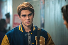 Fans may love KJ Apa, but they're still demanding an explanation for his fat shaming. Photo / Supplied
