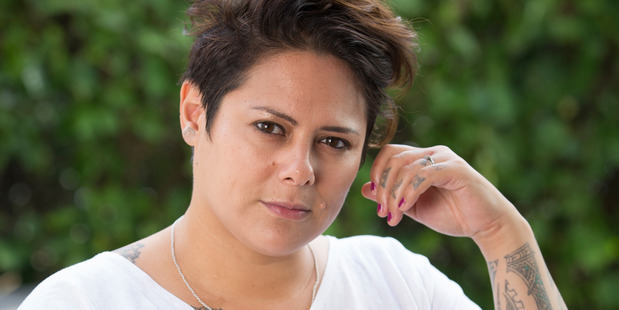 Anika Moa got disturbingly (and hilariously) mean in a challenge with Rose Matafeo. Photo / Supplied
