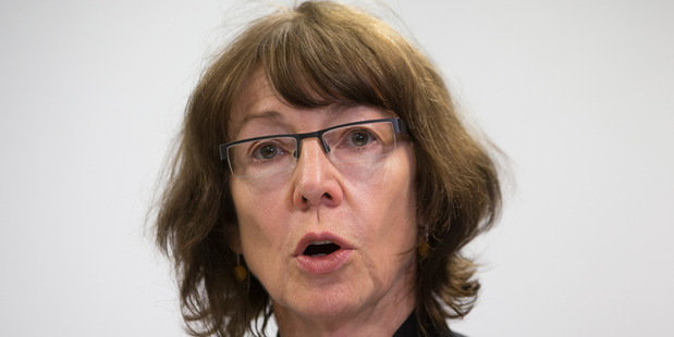 Cheryl Gwyn has headed New Zealand's spy agencies during a time of controversy. Photo / Mark Mitchell