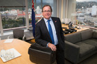 McCully's proudest achievements are the UN vote for a seat on the Security Council. Photo / Mark Mitchell