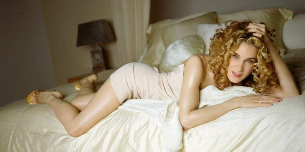 Sarah Jessica Parker as Carrie in the television series Sex and the City. Photo / Supplied