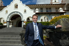 Auckland Grammar headmaster Tim O'Connor said the school takes educating its community seriously. Photo / Brett Phibbs