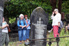 The guided walking tours at the cemetery have been a popular event on Napier's summer calendar for nine years.