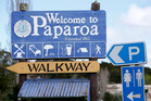 Thieves who targeted a Paparoa gas station are