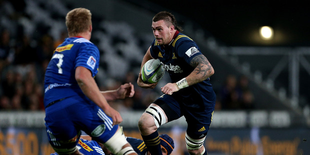 Liam Squire suffers broken thumb in comeback Highlanders win over Cheetahs