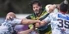 Watch: Watch: Tough day for Apiata at Masters Games