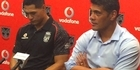 Watch: Watch: Warriors post match press conference