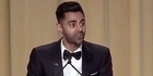 Watch: Watch: The Daily Show's Hasan Minhaj speaks at White House Correspondents Dinner