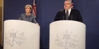 Watch: Watch: Gerry Brownlee-Julie Bishop press conference