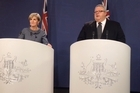 Foreign Affairs Minister Gerry Brownlee has reaffirmed NZ's strong relationship with Australia following talks with his counterpart Julie Bishop, after a difficult week for the transtasman relationship.