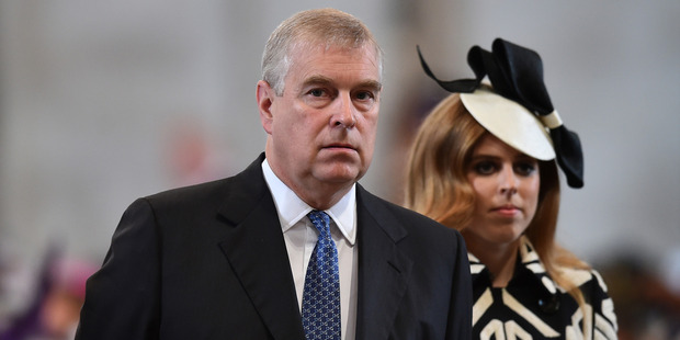 The Duke of York is expected to take a more prominent role. Photo / AP