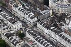 Houses in Knightsbridge in London, England. Photo / Getty Images
