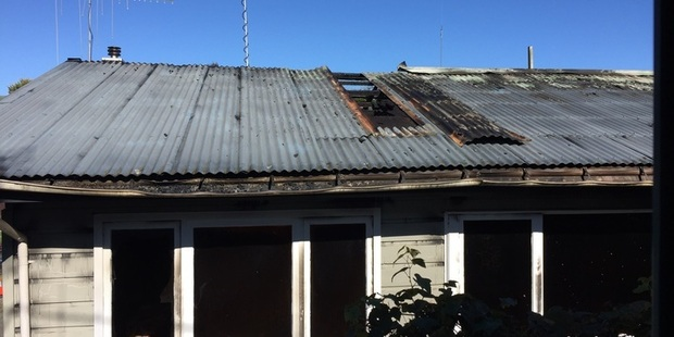 Loading The woman who died in a Tirau house fire used her stove as form of heating. Photo/NZME