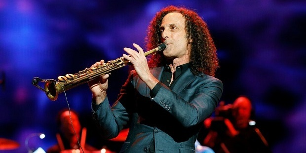 Loading Kenny G doesn't perform live on every domestic flight in the US. Photo / Getty Images