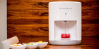 Robotic bartending appliance allows users to mix cocktails. Photo /  Somabar