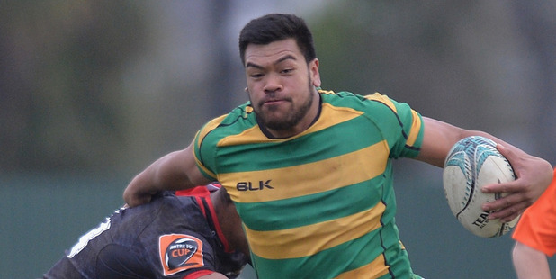 Losi Filipo was convicted of assault this year. Photo / Getty Images