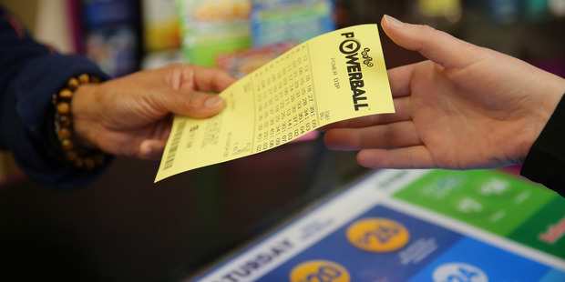 First division won but Powerball rolled over to $14m. Photo/Supplied