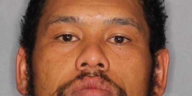 Rikihana (Ricky) Tawahi fled the court about 10.10am. Photo / NZ Police