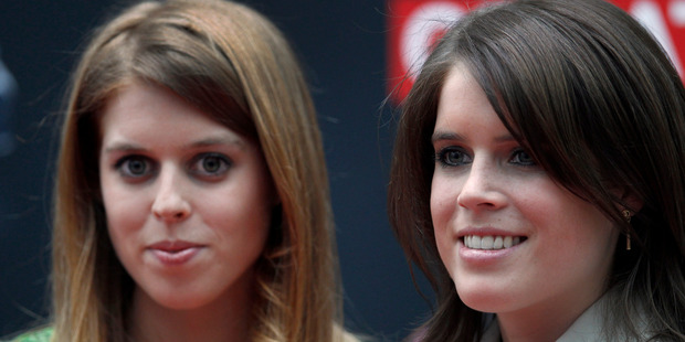 Charles is adamant that Beatrice and Eugenie will not become even part-time working royals. Photo / AP