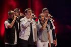 The Naked Choir. Photo / TVNZ