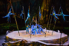 TORUK - The First Flight is Cirque du Soleil's new show based on Avatar. Photo / supplied