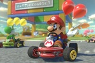 Screenshot from MarioKart 8 Deluxe on Nintendo Switch
