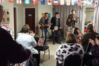 The Nukes Ukulele Trio workshop was a grant recipent. Photo/Supplied
