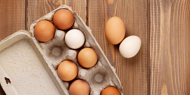 Experts think they have finally cracked the perfect place to store eggs. Photo / 123rf