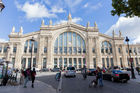 Gare du Nord station in Paris has been evacuated. Photo / 123RF
