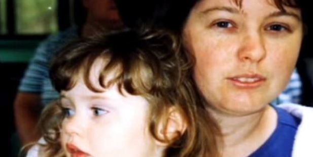 McDougall and her daughter Leela.