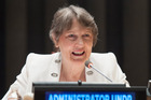 A film about Helen Clark is set to debut in Australia.