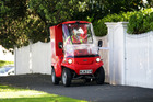 NZ Post have partnered with Menulog to deliver meals. Photo/Doug Sherring