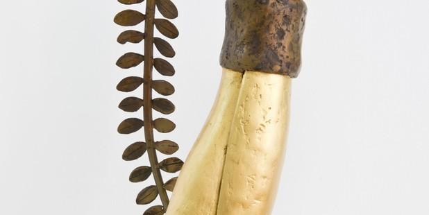 Paul Dibble's sculpture, The Gold of Kowhai.