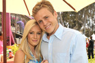 Television personalities Heidi and Spencer Pratt are expecting their first child. Photo / Getty