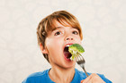 Could going vegan be doing long-term damage to our kids. Photo / Getty