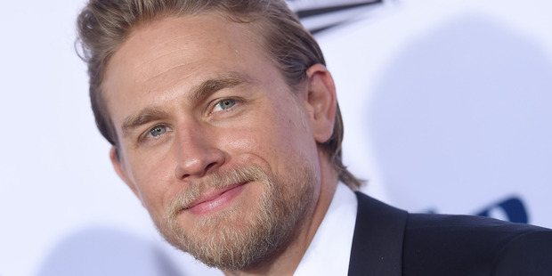 Actor Charlie Hunnam. Photo / Getty
