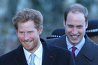 Following their grandfather's retirement news, Harry and William will need to step up their duties. Photo / Getty