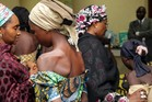 Twenty-one of the Chibok schoolgirls kidnapped by Boko Haram more than two years ago were freed on October 13, 2016. Photo / Getty Images