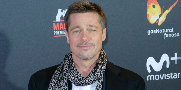 Brad Pitt Sings The Praises Of Frank Ocean