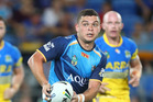 Ash Taylor of the Titans. Photo / Getty