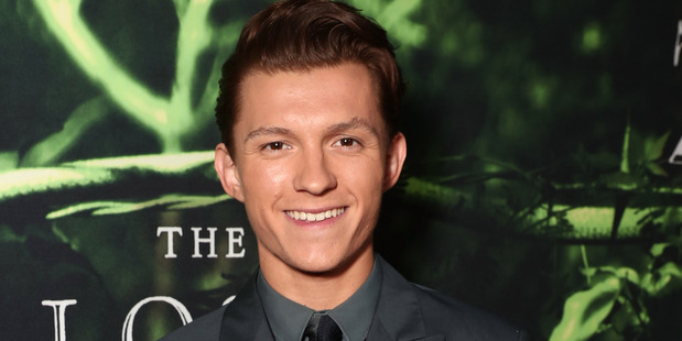Tom Holland is the internet's new favourite star. Photo / Getty Images