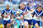 James Graham of the Bulldogs. Photo / Getty