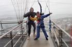 Sky Jump: A leap of faith