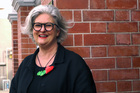 Nicola Vernon, a newcomer to Whanganui who has renewed a connection with the Sarjeant Gallery.