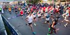 Visitors have high praise for the Rotorua marathon. Photo/Ben Fraser