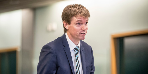 Former Conservative Party leader Colin Craig Colin is suing blogger Cameron Slater for defamation over allegations published on Whale Oil. Photo/Michael Craig