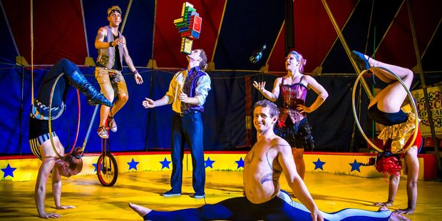 The stars of Circus Aotearoa are set to thrill and entertain.